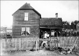 McGrevy residence, Coupeville, Whidbey Island, Washington, ca. 1892