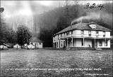 Hotel Crescent, Lake Crescent, Washington, ca. 1915