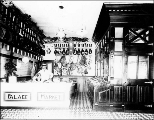 Palace Market interior, Hoquiam, Washington, ca. 1904