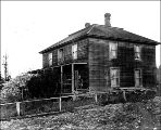 Weedin residence, Coupeville, Whidbey Island, Washington, ca. 1900