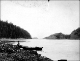Deception Pass, Washington, ca. 1905