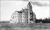 Institute for Defective Youth, Vancouver, Washington, ca. 1890