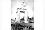 International Peace Arch, Blaine,  Washington, ca. 1931