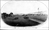 Fort Walla Walla, Washington, 1862