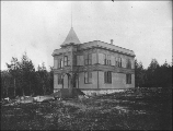 Island County Courthouse in Coupeville, Whidbey Island, Washington, ca. 1892
