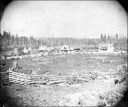 Homesteads in Snohomish, Washington, 1874