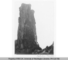 Mountaineers at the base of Tokaloo Needle, n.d.