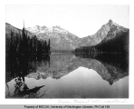 View of Bears Breast Mountain from Waptus Lake, n.d.