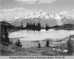 Glacier Peak viewed from Image Lake, n.d.