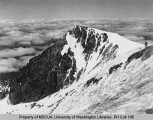 Northwest peak of Mt. Adams viewed from the summit, n.d.