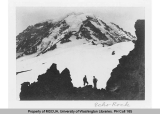 Echo Rock, northwest slope of Mt. Rainier, n.d.