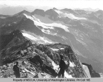 Mountain spur west from Bannock Mountain, n.d.