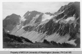 East half of Cascade Pass showing Magic Mountain, n.d.