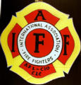 IAFF : International Association of Fire Fighters : AFL-CIO, CLC