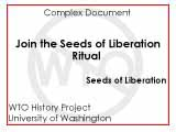Join the Seeds of Liberation ritual