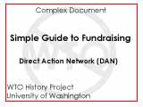 Simple guide to fundraising
