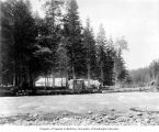 Construction camp no. 2, June 6, 1903