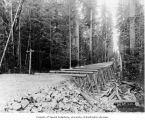 Trestle no. 4 on the cable incline, June 1, 1903