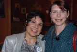 Michelle Habell-Pallan and Angelica Macklin, Women Who Rock 2012 Conference, Washington Hall,...