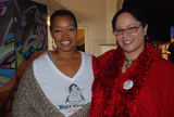 Sheila Jackson H. and Maylei Blackwell, Women Who Rock 2012 Conference, Washington Hall, March 2-3...