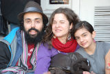 Gabriel Teodros and Stephany Koch Hazelrigg, No. 1, Women Who Rock 2012 Conference, Washington...