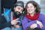 Gabriel Teodros and Stephany Koch Hazelrigg, No. 2, Women Who Rock 2012 Conference, Washington...