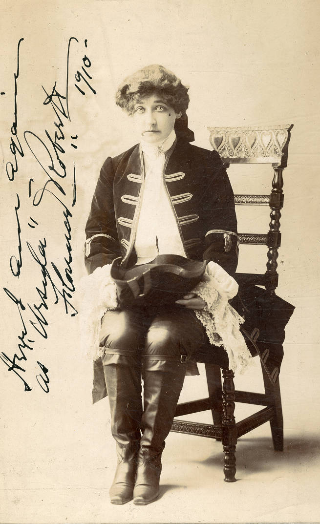 Florence Roberts (stage actress)